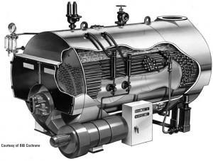 Boiler 3 pass